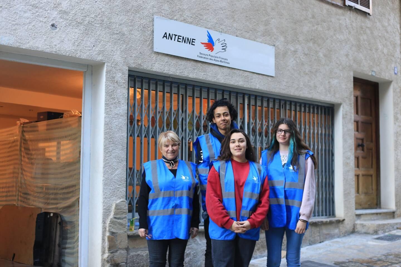 L'association a ouvert une permanence rue Cagnoli.