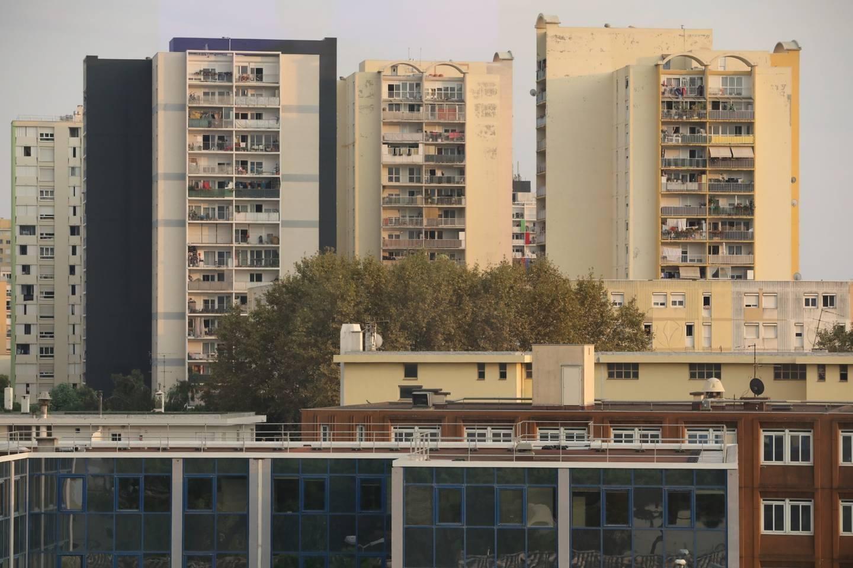 Une vue du quartier Les Moulins, à Nice (illustration).