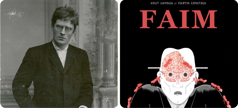 Le Norvégien Knut Hamsun (1859-1952), Prix Nobel en 1920, que l'on redécouvre ici, recèle pourtant bien des zones d'ombre...