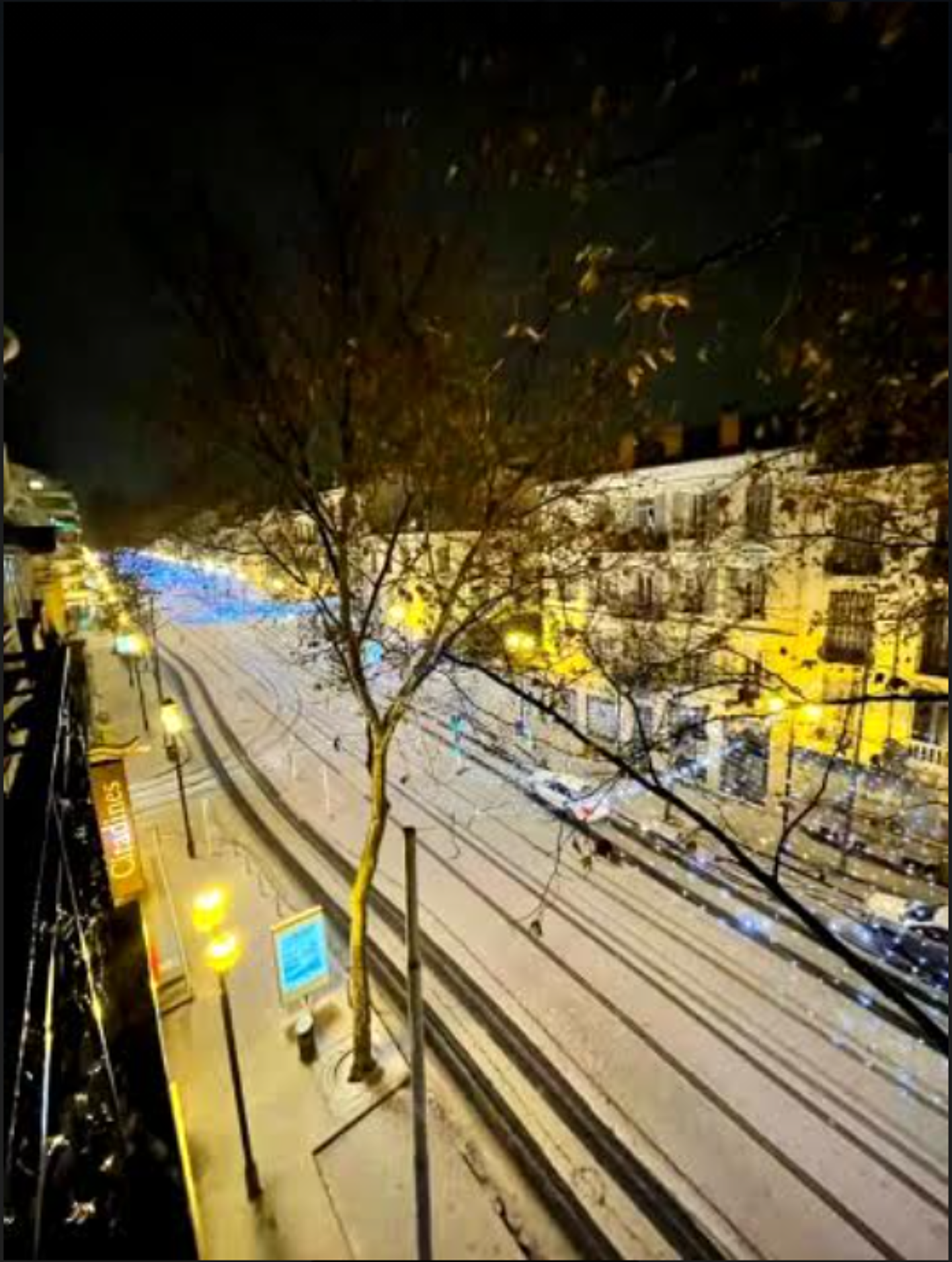 Boulevard Carnot.