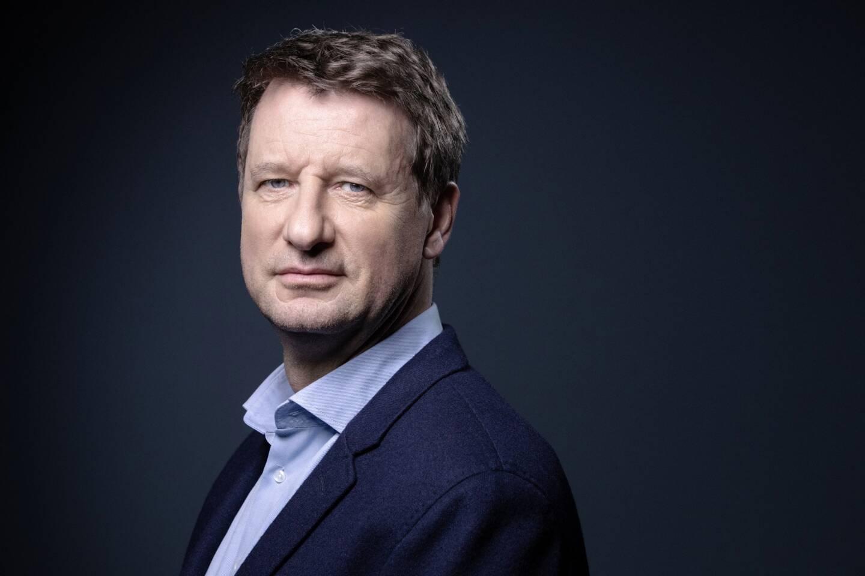 Yannick Jadot, eurodéputé EELV et candidat potentiel à l'élection présidentielle.