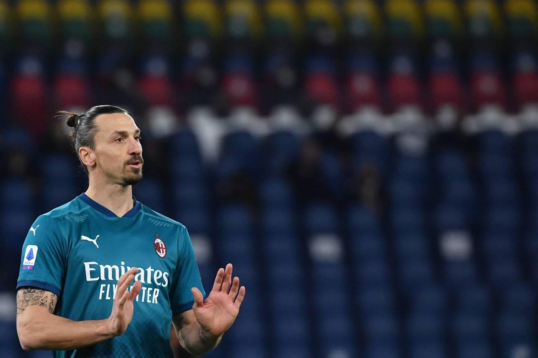 Zlatan Ibrahimovic, la star suédoise de l'AC Milan, sera la guest star de la soirée d'ouverture du festival 2021 de San Remo.